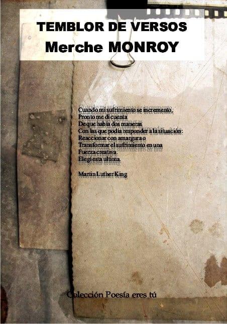 TEMBLOR DE VERSOS – Mercedes MONROY