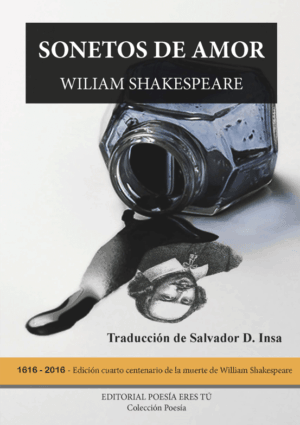 SONETOS DE AMOR. WILLIAM SHAKESPEARE